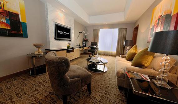 هتل اینترکنتیننتال کوالالامپور (3)
