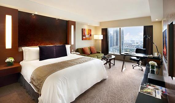 هتل اینترکنتیننتال کوالالامپور (9)