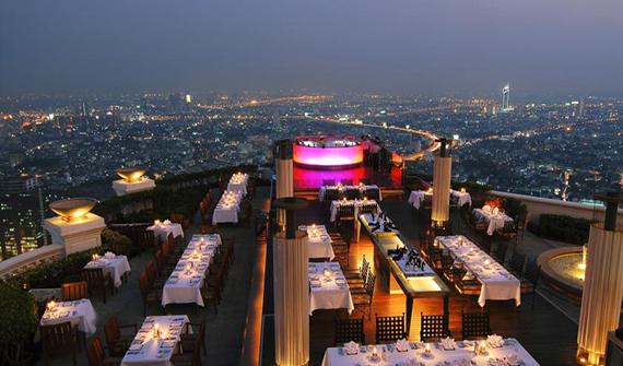 هتل لبوا استیت تاور بانکوک (2)