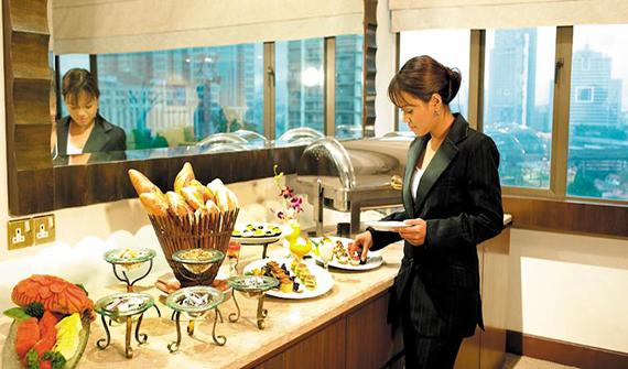 هتل کروس مالزی (5)