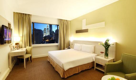 هتل کروس مالزی (7)