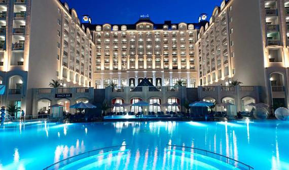 هتل ملیاگرند هرمیتاج وارنا