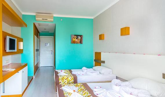 هتل آرماس ریزروت آنتالیا