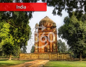 تور مجازی هند