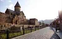 بازدید از شهر باستانی متسختا با ناهار