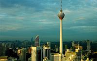 شاتل رایگان به برج مخابراتی کوالالامپور