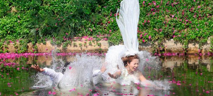 در تایلند عروسی چطور برگزار می شود؟