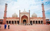 مسجد جامع در دهلی