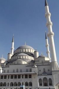 مسجد حاجی بایرام آنکارا