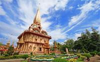 بازدید از معبد چالونگ