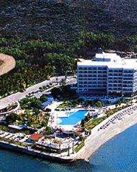 تفریحگاه ساحلی و یا هتل توسان
