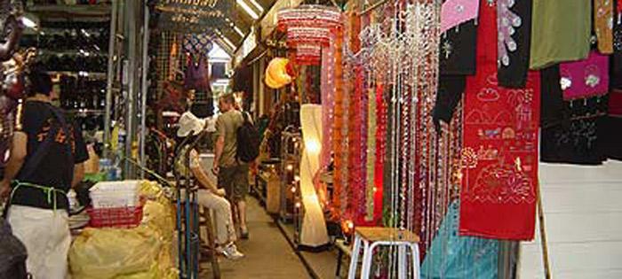 از شنبه بازار تایلند شنیده اید؟