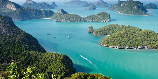 دیدنی های جذاب تور تایلند