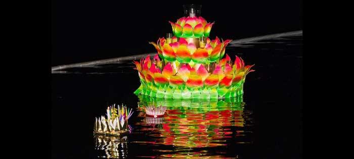 جشن های تایلند در تور تایلند