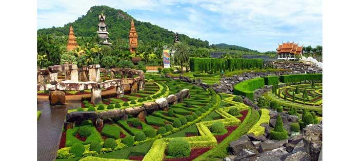 تور تایلند باغ نانگ نوچ