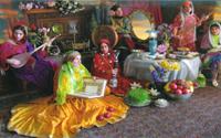 جشن ویژه نوروز به همراه شام کامل با سرویس استثنایی موسیقی ایرانی اتش بازی در زمان تحویل سال