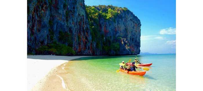 خلیج مایا تور تایلند