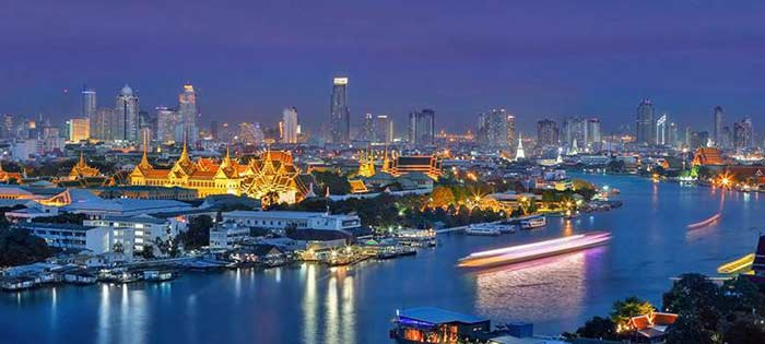 رودخانه چائوپرایا تور تایلند