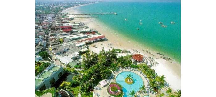 ساحل هواهین تور تایلند