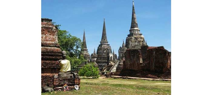 شهر آیوتایا تور تایلند