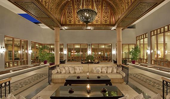 هتل آکا آنتدون کمر