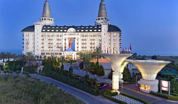 هتل دلفین دیوا پریمیر