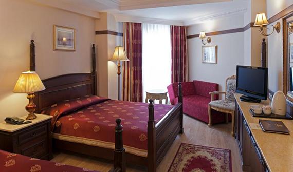 هتل دلفین پالاس لارا (15)
