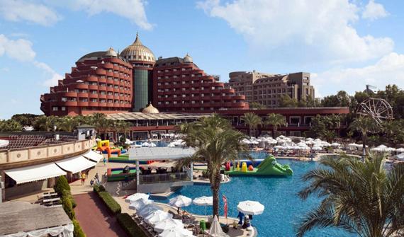 هتل دلفین پالاس لارا