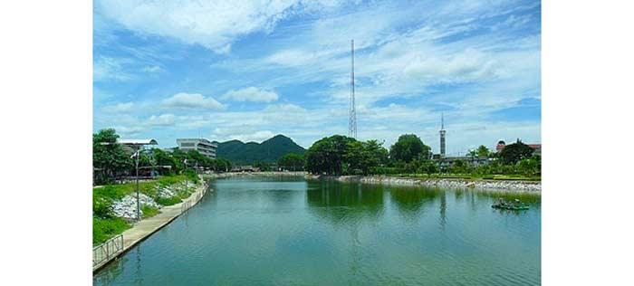 پارک چالوئم فراکیات تور تایلند