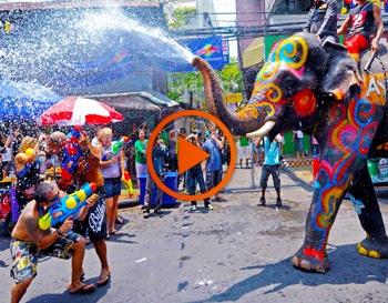 تایلند، سرزمین لبخند