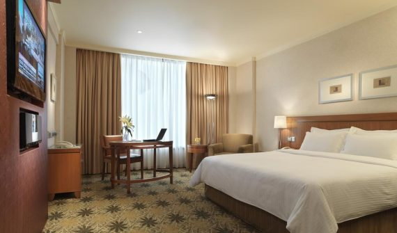 هتل Concorde کوآلالامپور (4)