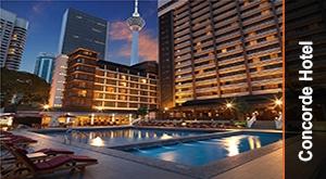 هتل کنکورد کوآلالامپور