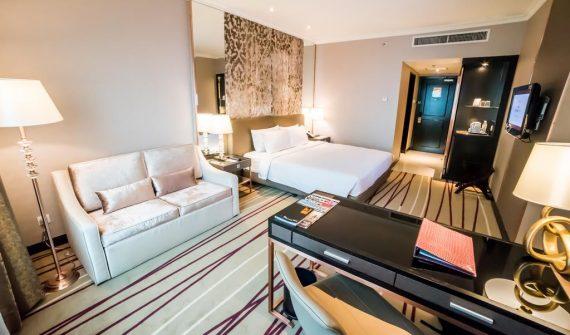 هتل Dorsett کوآلالامپور (4)