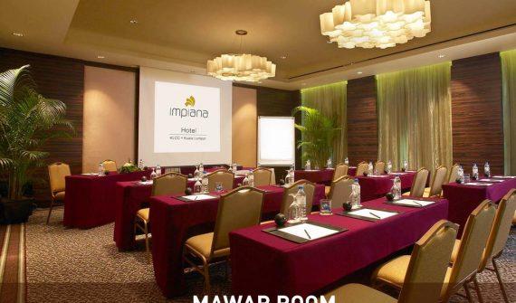هتل Impiana کوآلالامپور (17)