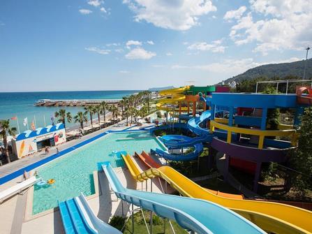 هتل رکسوس بیلدیبی آنتالیا
