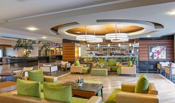 هتل رویال وینگز انتالیا